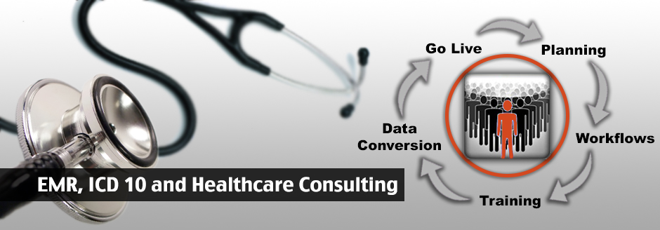 EMR, ICD 10 and Healthcare Consulting
